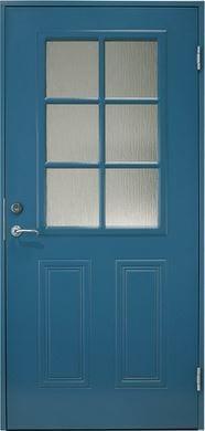 Swedoor Ashby External Door With Grid Doors Windows Stairs
