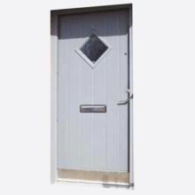 Swedoor Barents Glazed External Door
