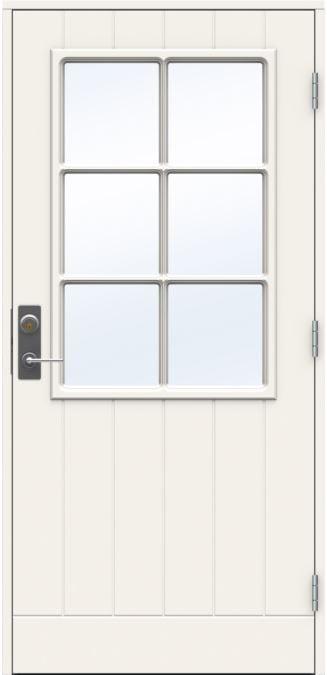 Swedoor Edale External Door With Grid Doors Windows Stairs
