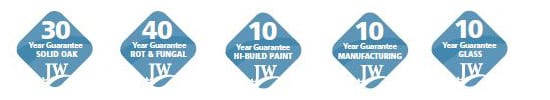 Jeld-wen warranties and guarantees on patio doors