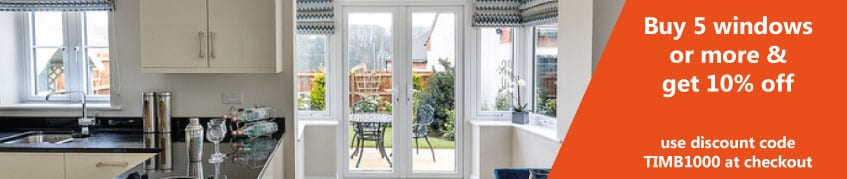Jeldwen Regency Casement windows