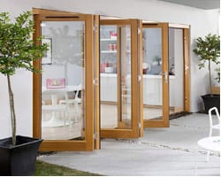 9 fantastci reasons to install wooden bi folding doors in your home