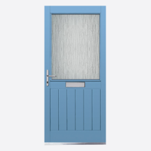 Stapleford Insulux Blue Doorset