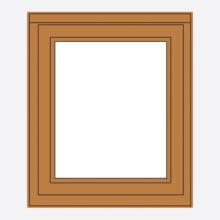 Sunvu Hardwood Casement Window Fixed Sash