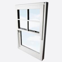 Sunvu Mock Sash and Case Windows