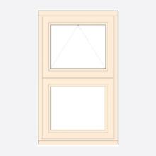 Sunvu Stormproof Casement Window with vent