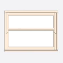 Standard Width Regency Casement Window 910mm(w)