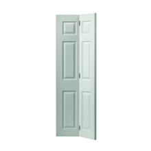 White Moulded Colonist Bifold Door