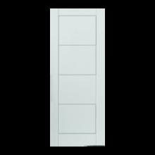White Moulded Quattro Door
