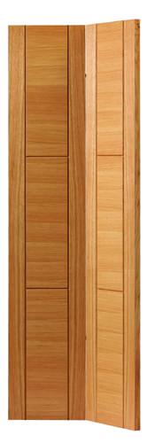 JBK Brisa Mistral Oak bi-fold door