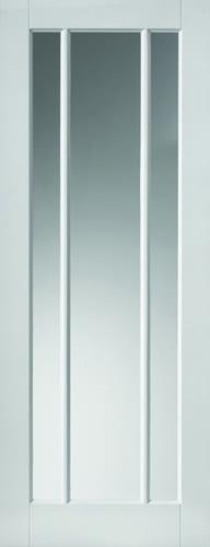 Jb Kind White Primed Trinidad Glazed Door Doors Windows