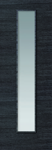 JBK Eco Grigio Glazed doors