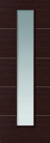 JBK Eco Wenge Glazed doors