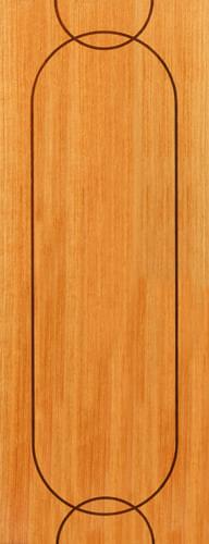 JBK Elements Agua Oak doors