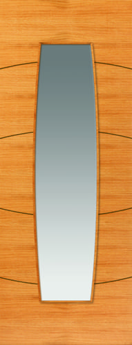 JBK Elements Sol Glazed Oak doors