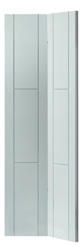 JBK Limelight Mistral White bi-fold door