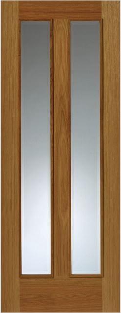 JBK ROYALE MODERN R112V OAK DOORS