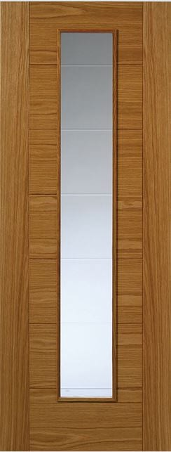 JBK ROYALE MODERN VP7 1VCB OAK doors