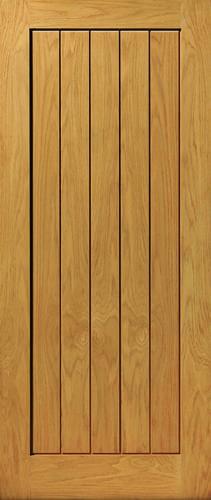 JBK River Oak Cottage Thames II oak doors
