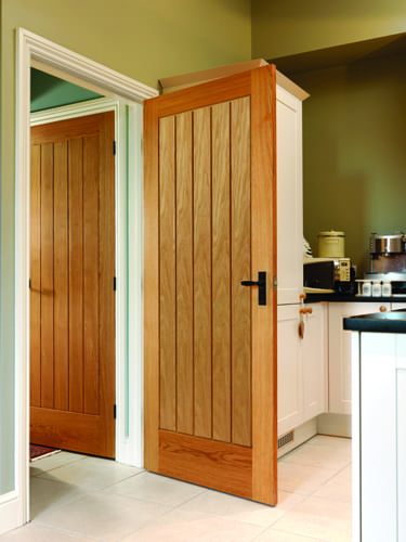 Jb Kind Interior Door Selection Includes Oak Primed And Cloured Door Options