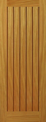 JBK River Oak Cottage Yoxall oak doors