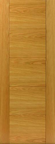 JBK River Oak Modern Tigris doors