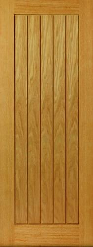 JBK River Oak Thames original oak doors