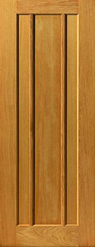 JBK River Oak Traditional Eden oak doors