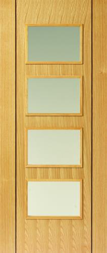 JBK Roma Blenheim Oak doors