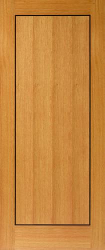 JBK Roma Clementine Oak doors