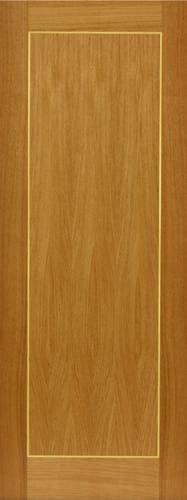 JBK Roma Diana Oak doors