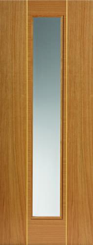 JBK Roma Juno Oak doors
