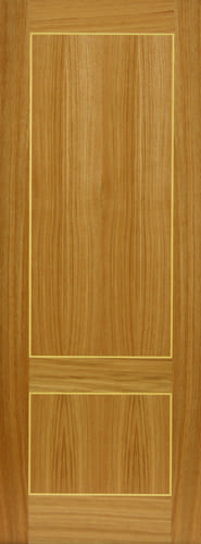 JBK Roma Lucina Oak doors