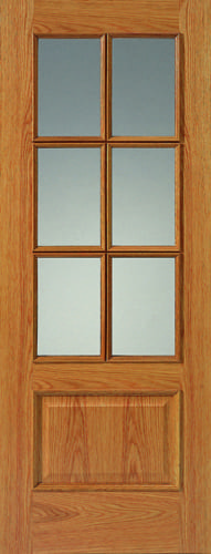JBK Royale Trad 12-6VM OAK Doors