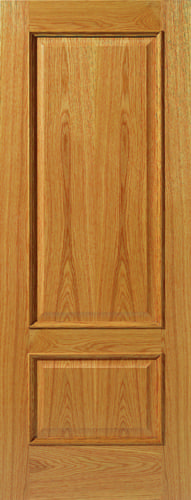JBK Royale Trad 12M OAK unfinished oak doors