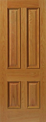 JBK Royale Trad E14M OAK doors