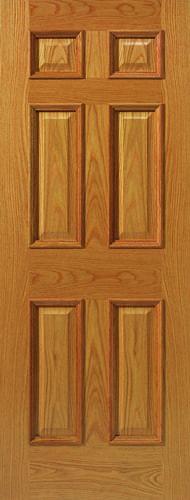 JBK Royale Trad E16MN OAK doors