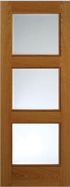 JBK Royale modern R033V3 OAK DOORS