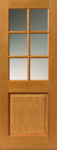 JBK Simply Oak Arden doors