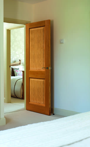 Simply Oak Charnwood doors