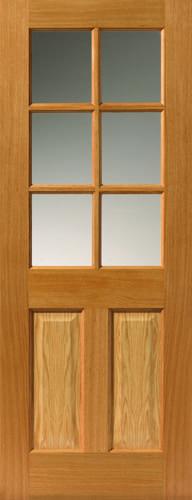 JBK Simply Oak Dean door