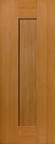 JBK Symmetry Axis Oak doors