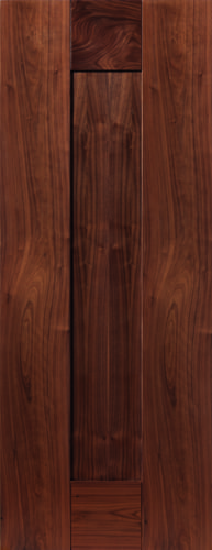 JBK Symmetry Axis Walnut 2016 doors