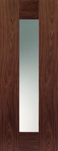 JBK Symmetry Axis Walnut Glazed 2016 doors