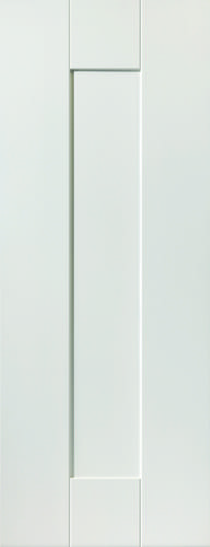 JBK Symmetry Axis White Door
