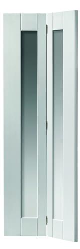 JBK Symmetry Axis glazed bi-fold doors