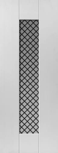 JBK Symmetry Axis monochrome glazed doors