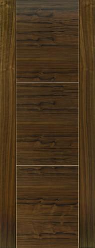 JBK Walnut Flush Mistral doors