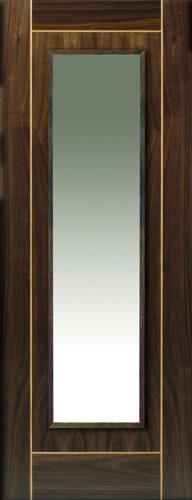 JBK Walnut Flush Valcor doors