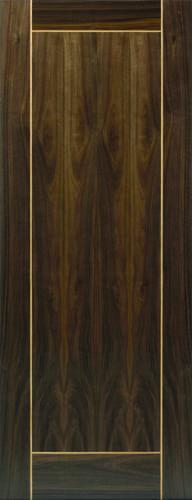 JBK Walnut Flush Vina Doors